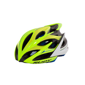 Rudy Project Windmax lime fluo black shiny